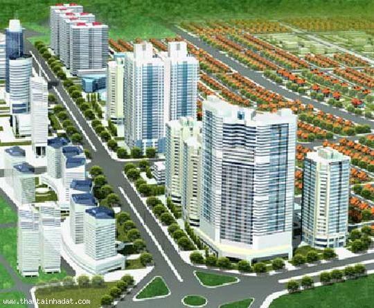 Đẩy nhanh tiến độ đầu tư xây dựng nhà ở tái định cư - ảnh 1