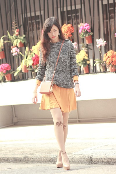 Mix đồ chất như blogger thời trang Hồng Kông - ảnh 18