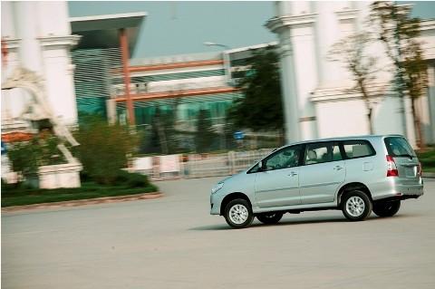 Cận cảnh Toyota Innova 2013 tại Việt Nam - ảnh 3