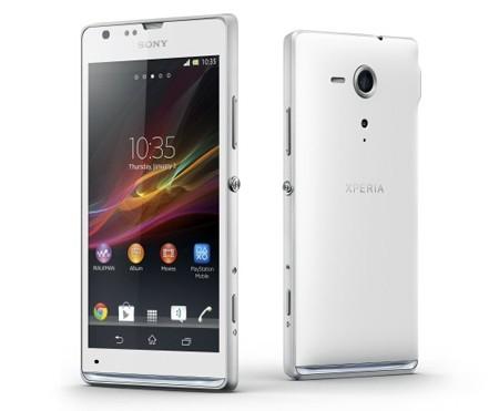Sony Xperia SP và Xperia L