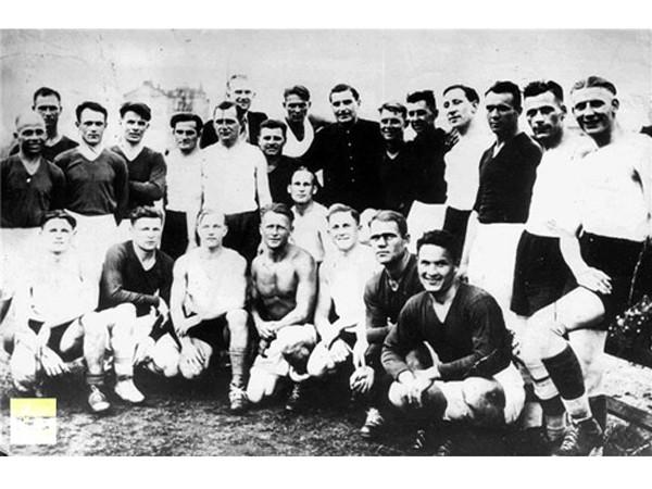 Đội bóng FC Start năm xưa