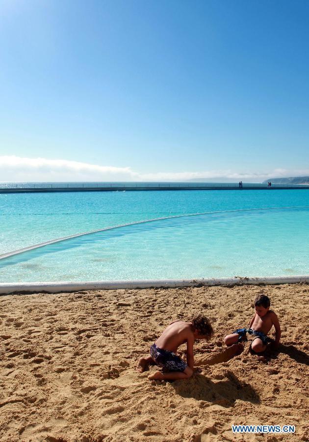 Chiêm ngưỡng bể bơi 'khủng' nhất thế giới - ảnh 4