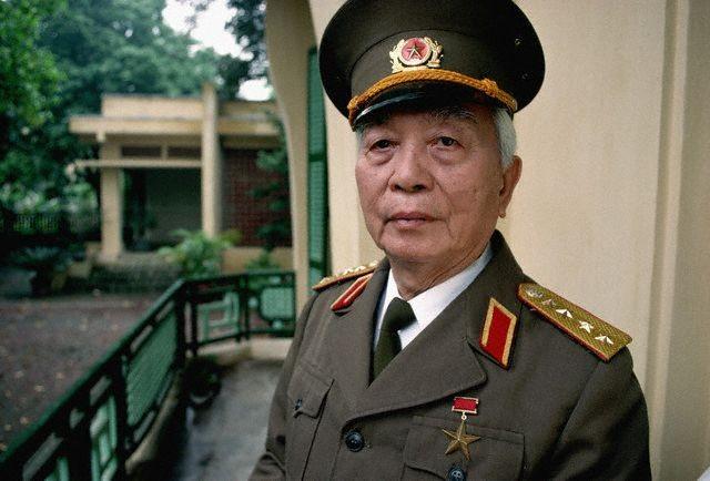 10 bức ảnh đẹp ấn tượng của Đại tướng Võ Nguyên Giáp - ảnh 1