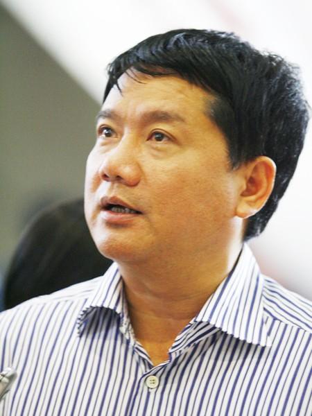 Bộ trưởng Đinh La Thăng. Ảnh: Hồng Vĩnh