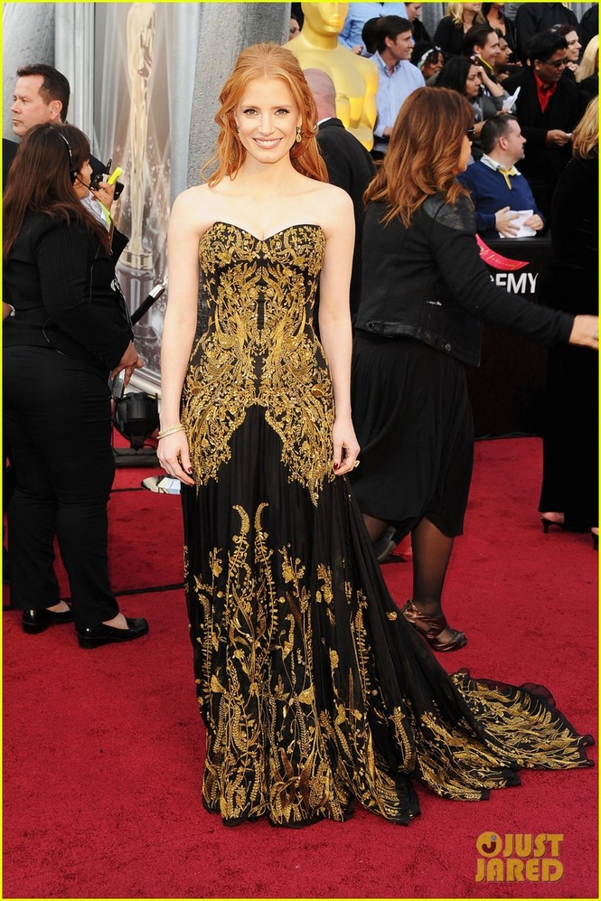 Diễn viên Jessica Chastain