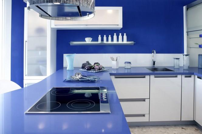 Nội thất xanh dương cho nhà mát lạnh - ảnh 15