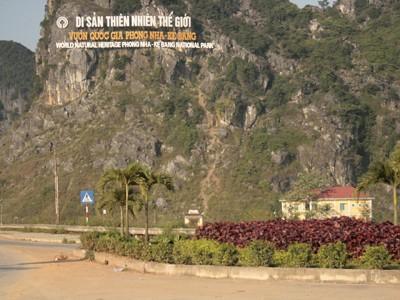 """Ông Thành mang cả sổ đỏ Di sản Thiên nhiên Thế giới Vườn quốc gia Phong Nha - Kẻ Bàng đi """"cầm cố"""""""