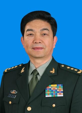 Tân Bộ trưởng Quốc phòng Trung Quốc Thường Vạn Toàn