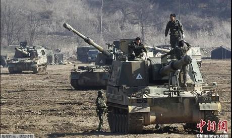 Mỹ và Hàn Quốc vừa hoàn thành đợt tập trận chung quy mô lớn trong 11 ngày