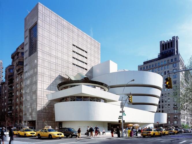 Những công trình kiến trúc 'khủng' nhất thế giới - ảnh 13