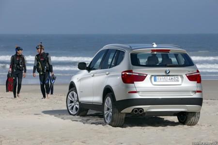 BMW vén màn X3 phiên bản mới - ảnh 9