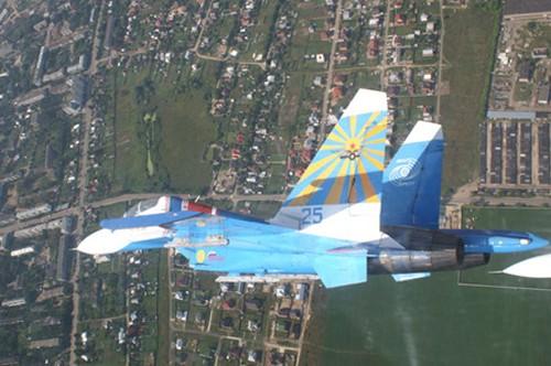 Đội hình máy bay 'khủng' hộ tống Tổng thống Nga - ảnh 5