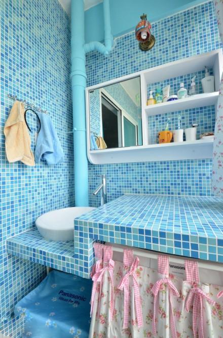 Nội thất xanh dương cho nhà mát lạnh - ảnh 12