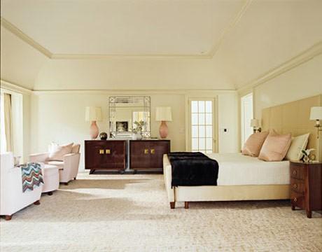Phòng ngủ lãng mạn cho đôi uyên ương - ảnh 6