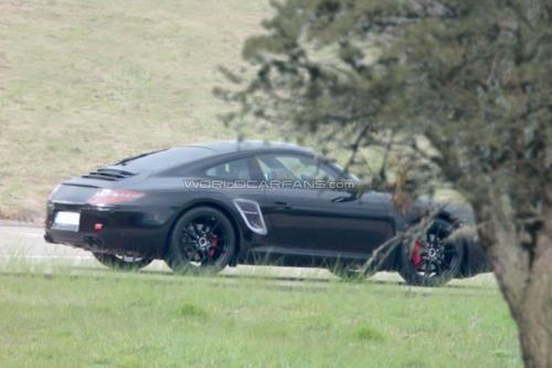 Hé lộ thông tin về Porsche 911 đời 2012 - ảnh 10