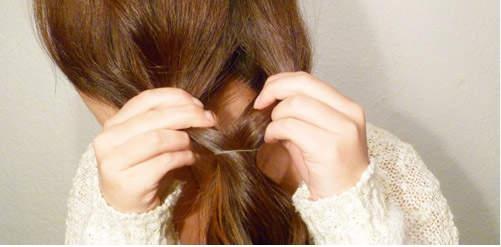 Tóc đẹp diu dàng như công chúa mùa xuân - ảnh 2
