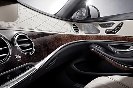 'Ngó' nội thất siêu sang của Mercedes S-Class 2014 - ảnh 7