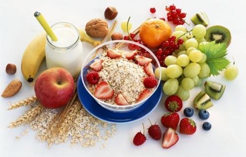 Nên ăn nhiều thực phẩm có chất xơ
