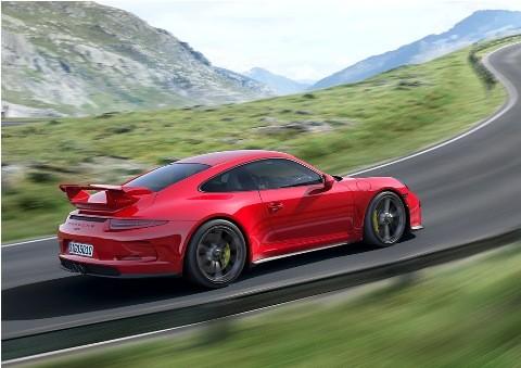 Geneva 2013: Porsche GT3 thu hút mọi ánh nhìn - ảnh 4