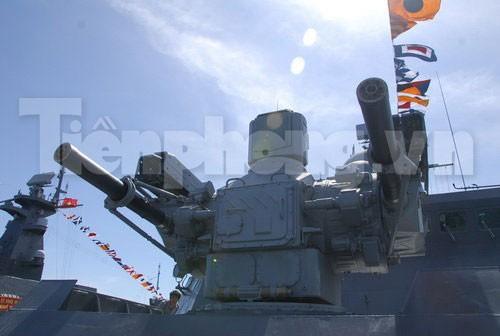 Khám phá uy lực chiến hạm Lý Thái Tổ - ảnh 9