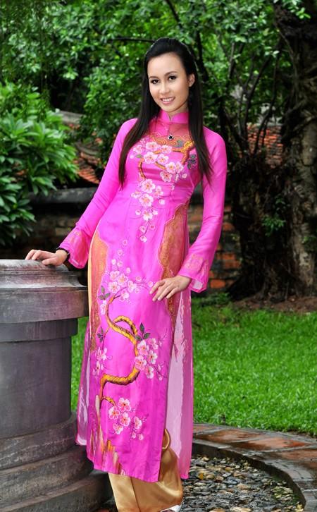 Thí sinh Phạm Thị Huyền Trang