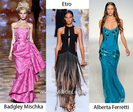 Xu hướng thời trang váy xuân hè năm 2012 - ảnh 21