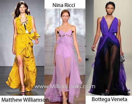 Xu hướng thời trang váy xuân hè năm 2012 - ảnh 22