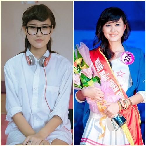 Nếu so sánh hình ảnh của Hà Lade hiện tại với hồi Missteen 2011, nhiều người cho rằng cô nàng khác xưa rất nhiều