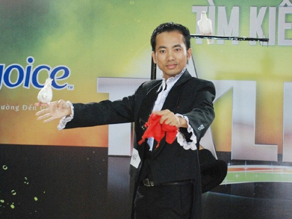 Ngọc Tân tại Vietnam's Got Talent