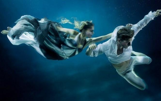 Những bức ảnh dưới nước đẹp mê hồn - ảnh 5