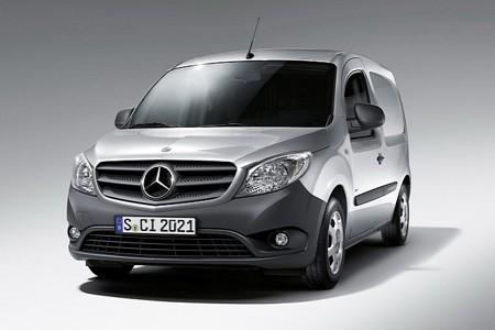 Lộ diện Citan van – Mercedes-Benz - ảnh 1