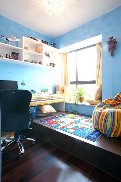Nội thất xanh dương cho nhà mát lạnh - ảnh 2