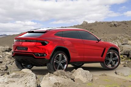 Thêm hình ảnh Lamborghini Urus - ảnh 5