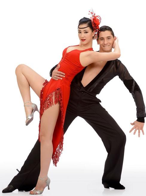Những cặp đôi gợi cảm của Bước Nhảy Hoàn Vũ - ảnh 10