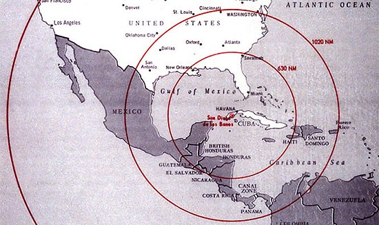 Khủng hoảng tên lửa đạn đạo Caribeen