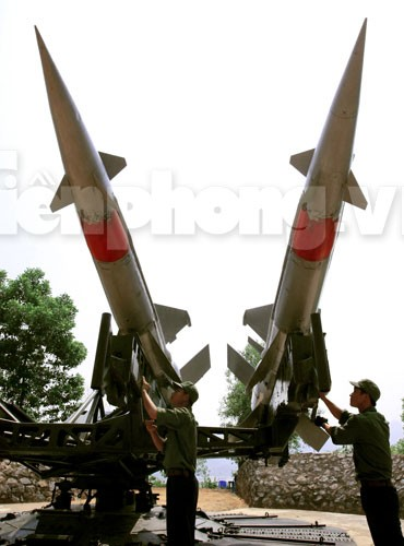 Xem 'Nỏ liên châu' S-125 Pechora truy kích phá địch - ảnh 6