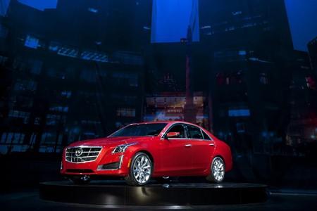 Cadillac CTS 2014: 'thi đấu' với xe Đức - ảnh 1