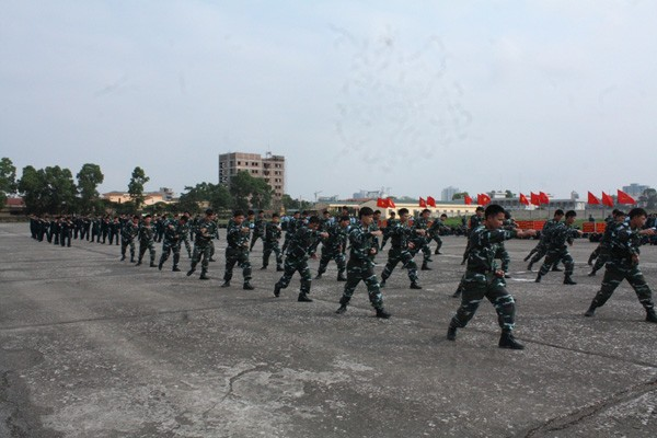 Các đơn vị Phòng không - Không quân ra quân huấn luyện - ảnh 7