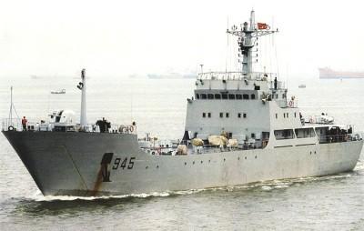 Tầu đổ bộ hạng trung type 073-II
