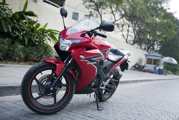 Honda CBR150R 2011: Xe đua 150cc mạnh mẽ - ảnh 6