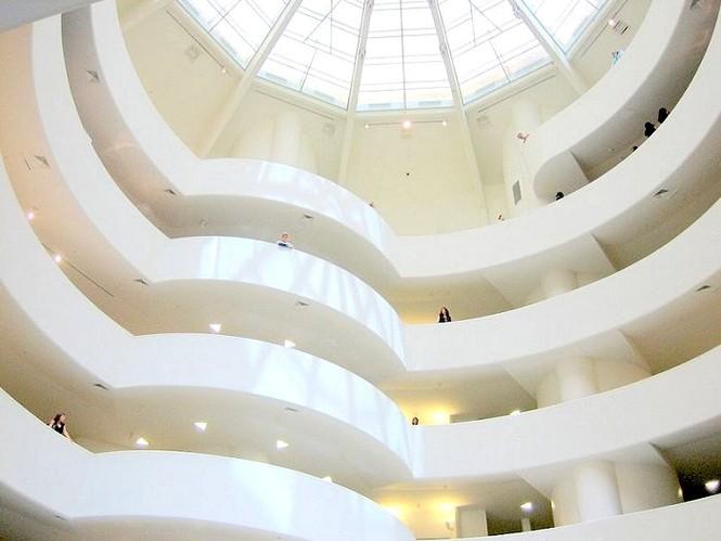 Những công trình kiến trúc 'khủng' nhất thế giới - ảnh 14