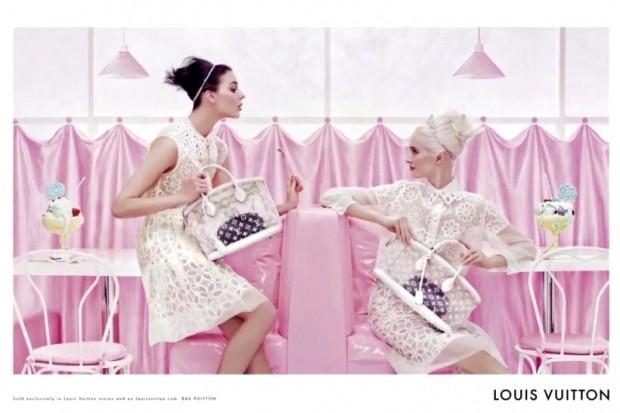 Louis Vuitton 'kẹo ngọt' cho ngày nắng - ảnh 2