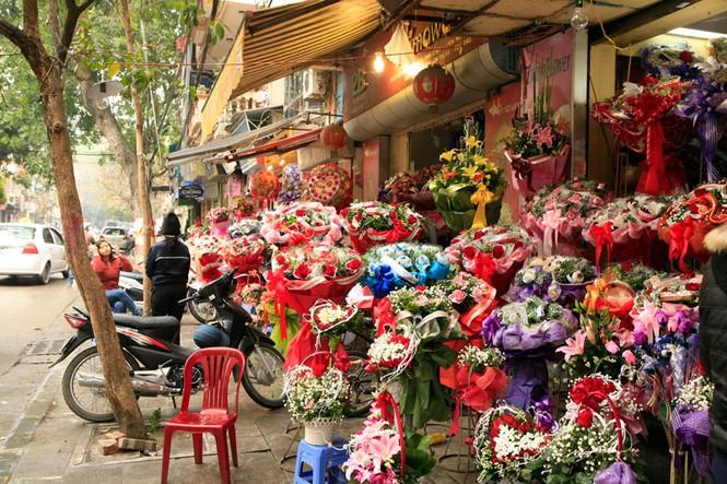 Valentine ngập tràn những con phố - ảnh 9