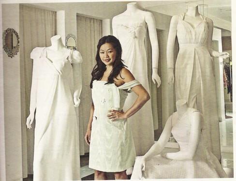 Nhà thiết kế gốc Việt Chloe Đào - quán quân của Project Runway Mỹ năm 2005