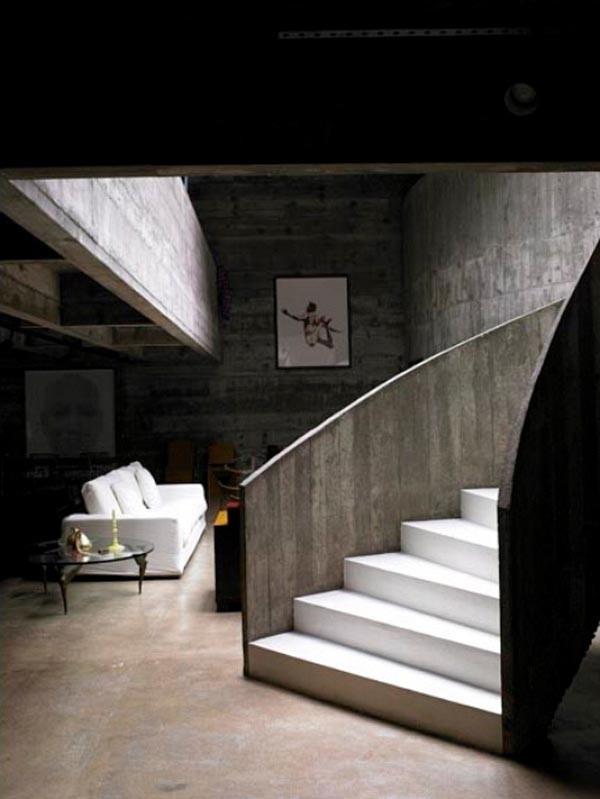 Những mẫu cầu thang đẹp lung linh - ảnh 5