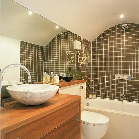 Bảy đáp án cho phòng tắm diện tích nhỏ - ảnh 3