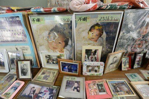 Di ảnh các nạn nhân thảm họa động đất sóng thần năm 2011