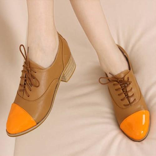 Giày oxford cho cô nàng mùa xuân - ảnh 14