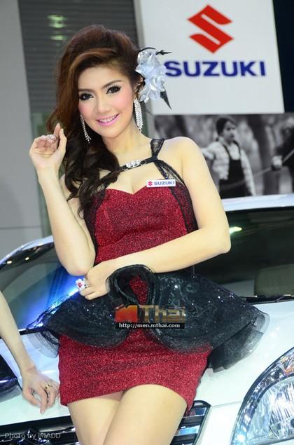 Nhan sắc ngập tràn triển lãm Bangkok 2013 - ảnh 12