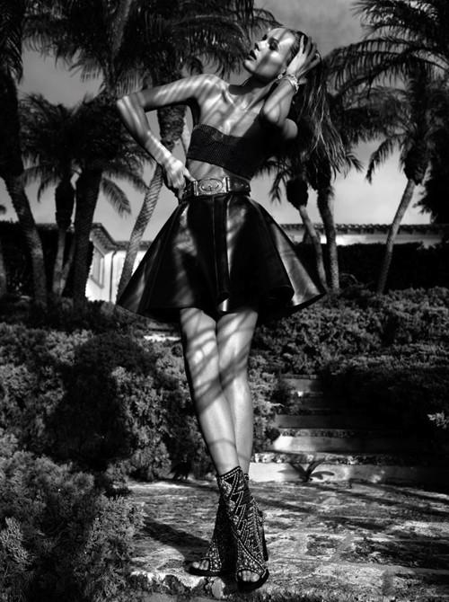 Ngắm 'nữ thần mặt trời' trêntạp chí Vogue - ảnh 9